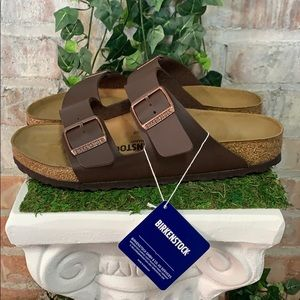 NEW Birkenstock Arizona Womens sandal Brown
